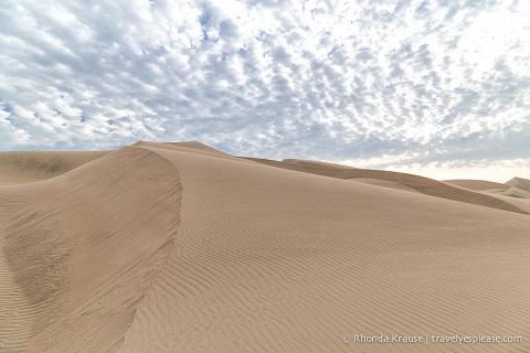 travelyesplease.com | Sandboaring in Huacachina, Peru