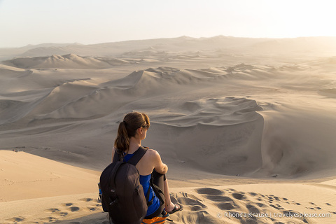 travelyesplease.com | Learning How to Sandboard in Huacachina, Peru