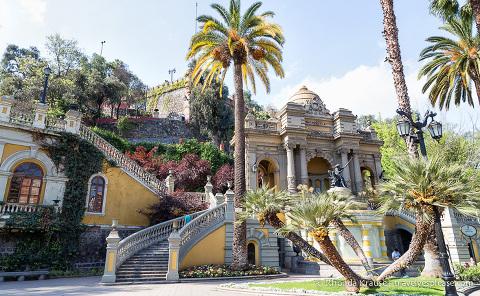 travelyesplease.com   Walking Tour of Santiago, Chile- Photo Series