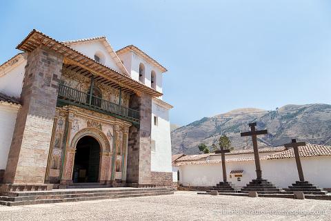 travelyesplease.com | Photo of the Week: San Pedro Apostol Church in Andahuaylillas, Peru