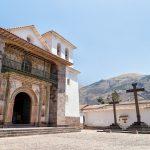 Photo of the Week: San Pedro Apostol Church in Andahuaylillas, Peru