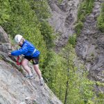 Via Ferrata Climbing Adventure- Montmorency Falls Park, Quebec