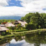 Oshino Hakkai- 8 Sacred Ponds in the Fuji Five Lakes Region