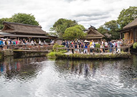 travelyesplease.com | Oshino Hakkai- 8 Sacred Ponds in the Fuji Five Lakes Region