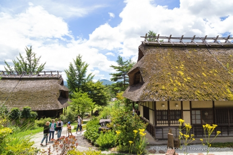 travelyesplease.com | Saiko Iyashi no sato Nenba- A Charming Open Air Museum of Crafts and Culture
