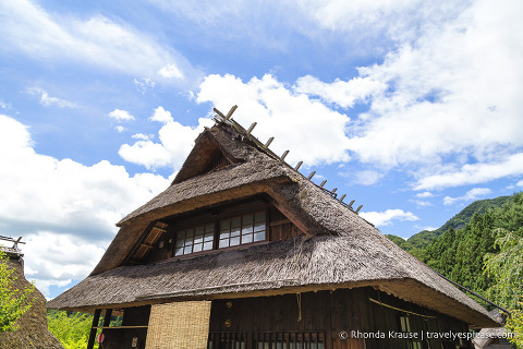 travelyesplease.com | Saiko Iyashi no sato Nenba- A Charming Open Air Museum of Crafts and Culture