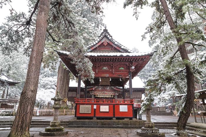 travelyesplease.com   Fujiyoshida Sengen Shrine- The Traditional Starting Point for Climbing Mt. Fuji