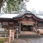 Fujiyoshida Sengen Shrine- Traditional Starting Point for Climbing Mt. Fuji