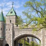 Walking the Fortifications of Québec City