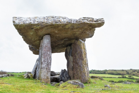travelyesplease.com | Photo of the Week: Poulnabrone Dolmen, Ireland
