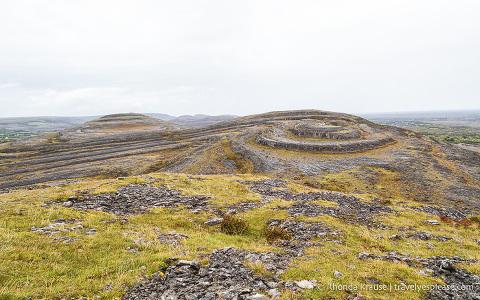 travelyesplease.com | Burren National Park Trails- Hiking Mullaghmore Loop