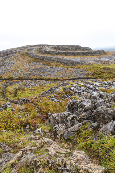 travelyesplease.com | Burren National Park Hikes- Mullaghmore Loop Trail