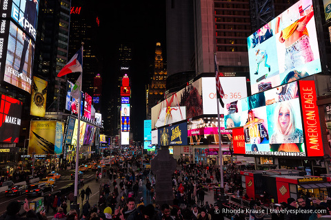 travelyesplease.com | How to Spend 5 Days in New York City- Itinerary for First Time Visitors