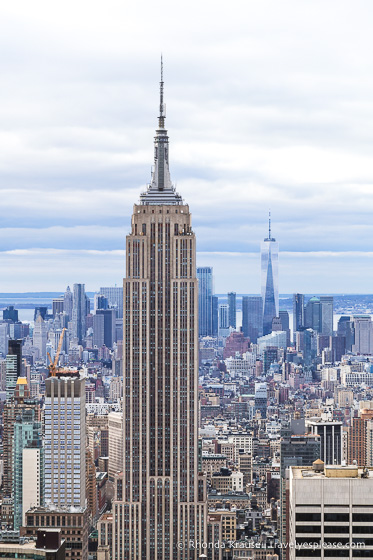 5 Days in New York City- Itinerary for First Time Visitors