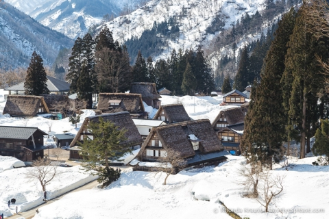 travelyesplease.com | Visiting Gokayama- Enjoying Historic Architecture and Traditional Crafts in Ainokura Village