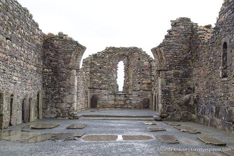travelyesplease.com | Glendalough Monastic Site- Visiting One of Ireland's Premier Monastic Settlements