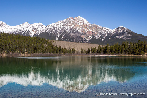 travelyesplease.com | Alberta Road Trip Itinerary- 8 Days in the Canadian Rockies