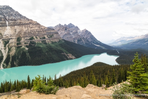 travelyesplease.com | Canadian Rocky Mountains Road Trip Itinerary- 8 Days in the Alberta Rockies