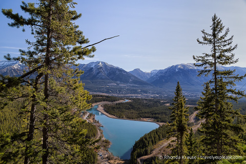 travelyesplease.com | Canadian Rockies Road Trip Itinerary- 8 Days in the Alberta Rocky Mountains