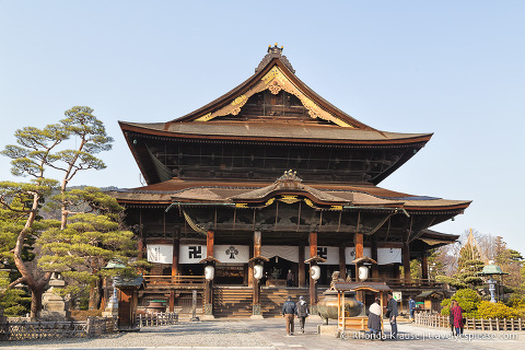 travelyesplease.com | Getting to Know Nagano and Zenko-ji Temple