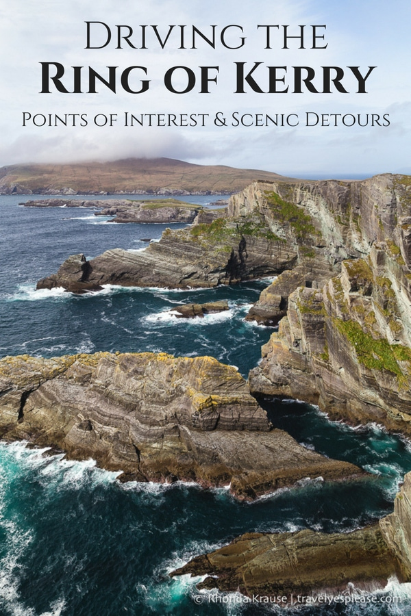 Driving the Ring of Kerry- Points of Interest and Scenic Detours