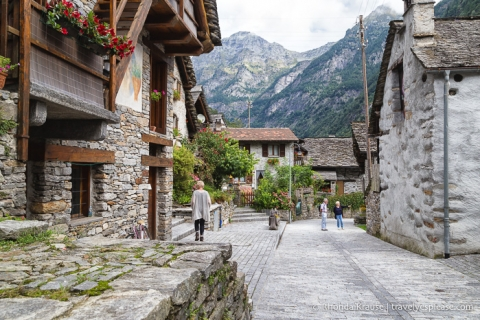 travelyesplease.com | 2 Week Switzerland Itinerary