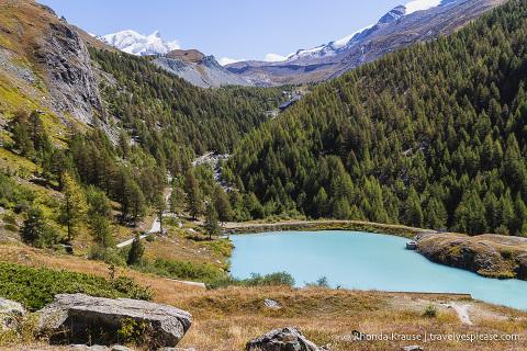 travelyesplease.com | The Five Lakes Walk in Zermatt