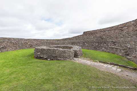 travelyesplease.com | Visiting Cahergall and Leacanabuaile- Irish Stone Ringforts