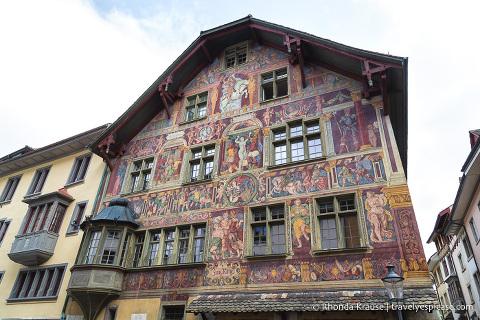travelyesplease.com | 7 Wonderful Things to do in Schaffhausen, Switzerland