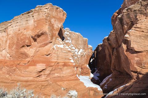 travelyesplease.com | Secret Canyon Tour- A Small Group Alternative to Antelope Canyon