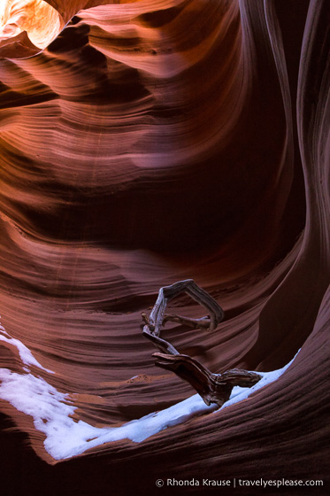 travelyesplease.com | Secret Canyon Tour- A Small Group Alternative to Antelope Canyon