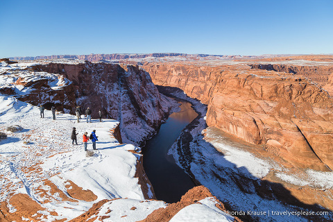 travelyesplease.com | Horseshoe Bend Overlook and Slot Canyon Tour