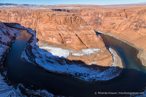travelyesplease.com | Horseshoe Bend Slot Canyon and Overlook Tour