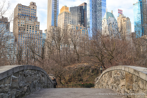 travelyesplease.com | Central Park Self-Guided Walking Tour- Visiting the Main Attractions in Central Park
