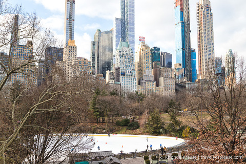 travelyesplease.com | Central Park Self-Guided Walking Tour- Visiting Central Park's Main Attractions