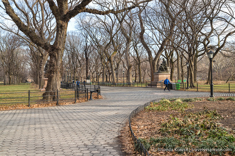 travelyesplease.com | Central Park Self-Guided Walking Tour- Best Attractions for Your First Visit to Central Park