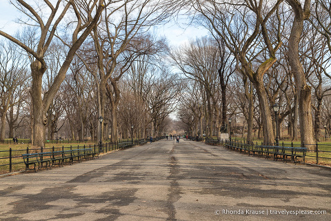 travelyesplease.com | Central Park Self-Guided Walking Tour- Best Attractions for First Time Visitors