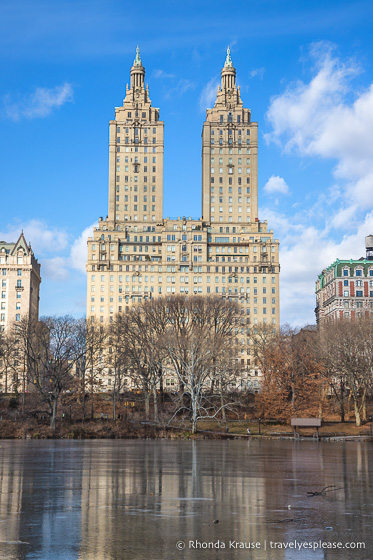 travelyesplease.com | Central Park Self-Guided Walking Tour- Best Attractions in Central Park