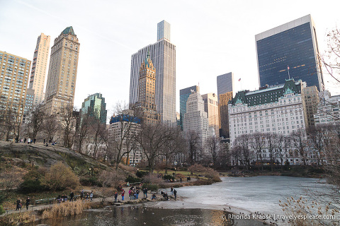 travelyesplease.com | Central Park Self-Guided Walking Tour- Visiting Central Park's Main Sites