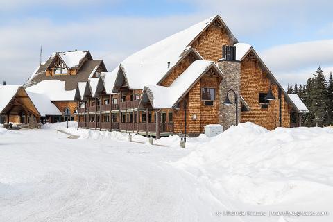 travelyesplease.com | Winter Getaway in Saskatchewan- Prince Albert National Park and Elk Ridge Resort