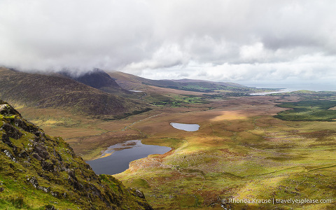 travelyesplease.com | Driving the Dingle Peninsula- Points of Interest