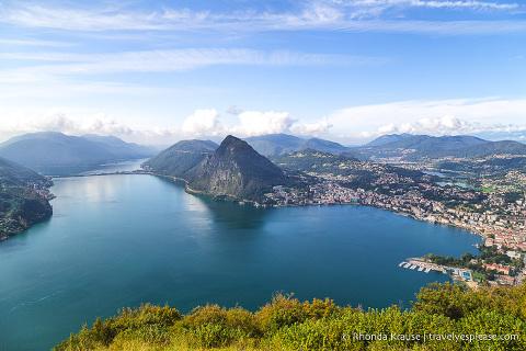 travelyesplease.com | Hiking Down Monte Brè- Switzerland's Sunniest Mountain