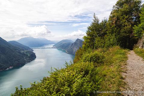 travelyesplease.com | Hiking in Lugano- Monte Brè to Gandria