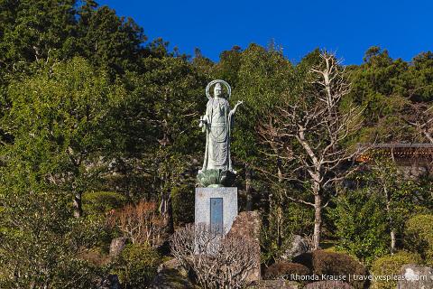 travelyesplease.com | Exploring Mt. Nachi- A Sacred Mountain Site on the Kumano Kodo Pilgrimage