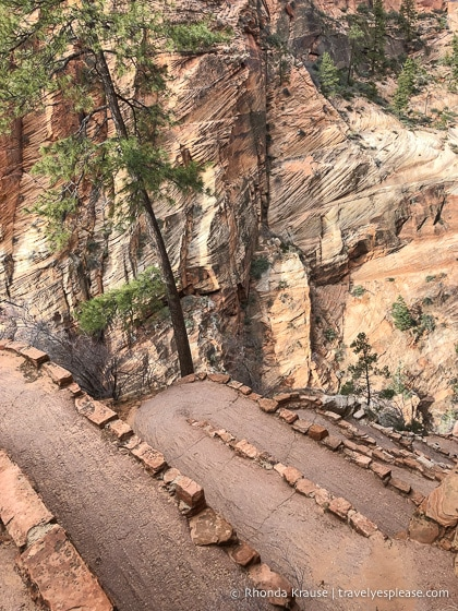 travelyesplease.com | Angels Landing Hike- What to Expect on Zion National Park's Most Thrilling Trail