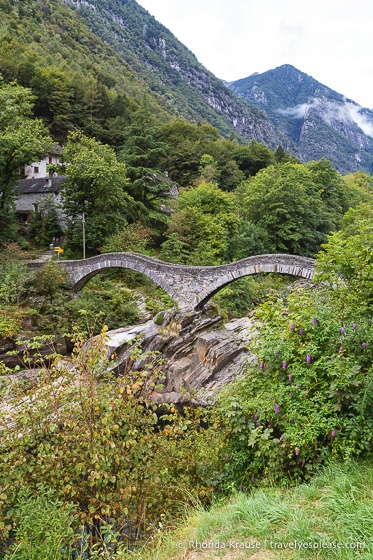 travelyesplease.com | Alta Verzasca Bike Route- Cycling in Switzerland's Verzasca Valley