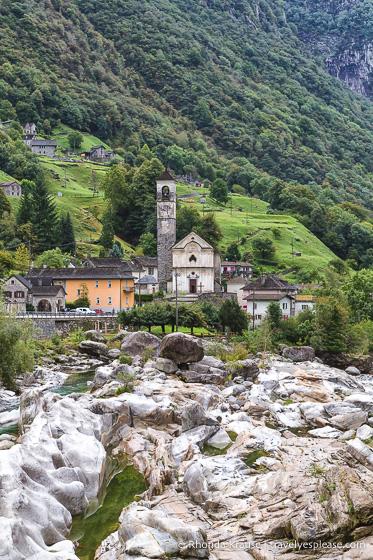 travelyesplease.com | Alta Verzasca Bike Route- Cycling in Switzerland's Verzasca Valley