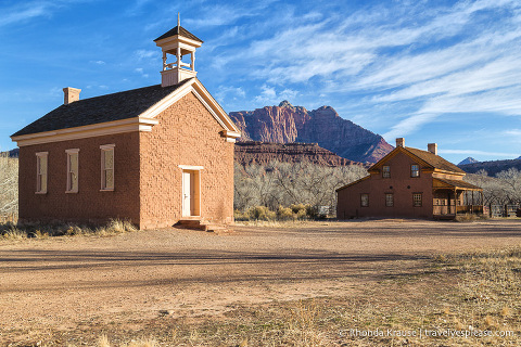 travelyesplease.com | Photo of the Week: Grafton Ghost Town, Utah