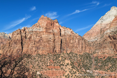 travelyesplease.com | Zion National Park 3 Day Itinerary- Hikes, Walks, and Scenic Drives