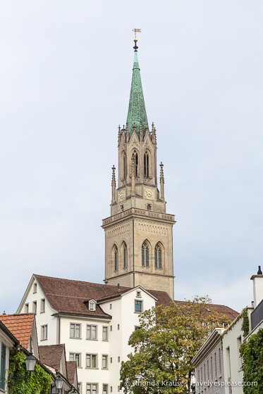 travelyesplease.com | Exploring St. Gallen, Switzerland- A Tour of St. Gallen's Old Town